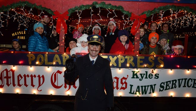 Millville's annual holiday parade is set for Friday night.