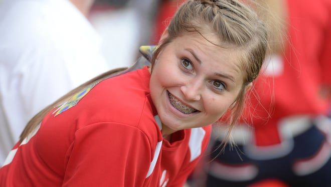 North DeSoto junior Emma Callie Delafield was perhaps the state's most dominant player in the LHSAA Class 4A state playoffs tossing three no-hitters and four shutouts, including no-hitting Cabrini in the state title game. Her Lady Griffins out-scored opponents 37-2 in five playoff games.