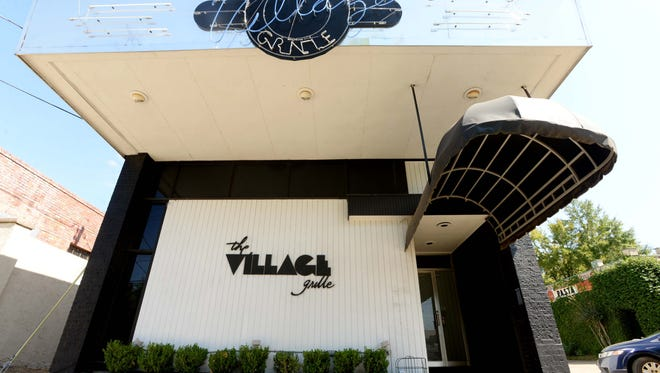 The Village Grille, a historic Shreveport restaurant, closed for business earlier this week.