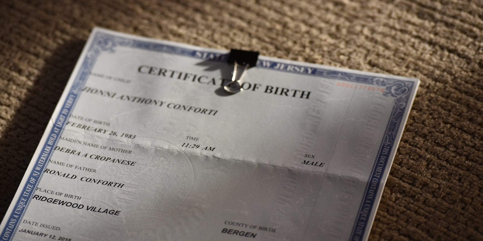 Arizona Adoptees Original Birth Certificates Are Hard To Come By