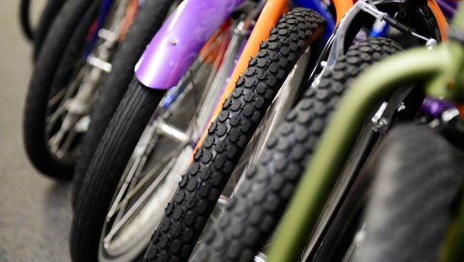The Transportation Alternatives Program aims to provide funding for projects that 'support transportation by improving nonmotorized transportation facilities, historic preservation, scenic and environmental aspects.'  The TAP grants pay between 80 to 95 percent of eligible costs for constructBicycles at Fremont Cycle & Fitness.