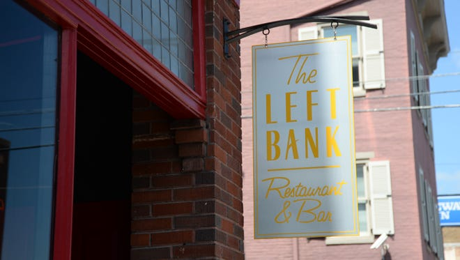 The Left Bank Restaurant and Bar has been sold, pending a liquor license transfer.