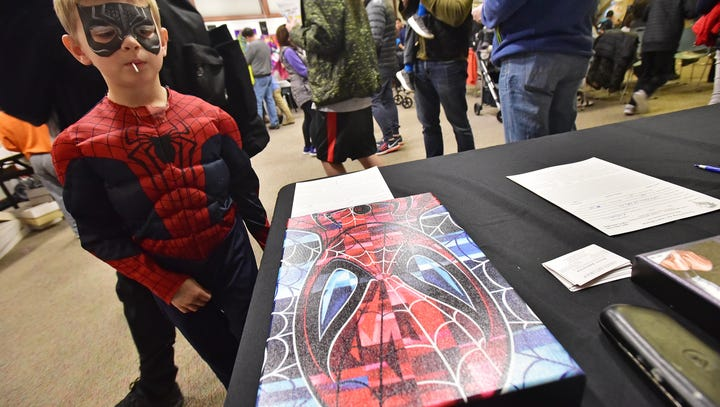 Ridgewood Public Library hosts 2nd annual Comic Con