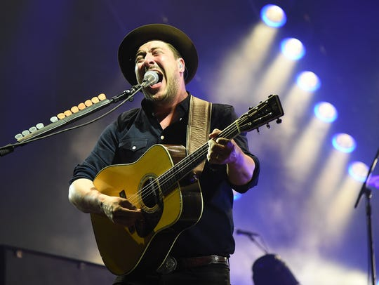 Mumford & Sons is one of the four headliners for 2016