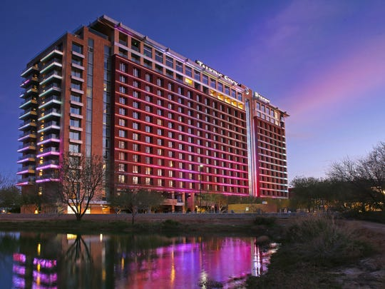 Talking Stick Resort.