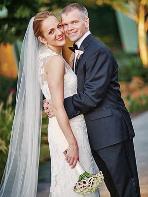 Laura Christine Cappelli and Jonathan Allen Webster