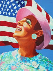 """""""Brooke Haven American Drag,"""" by David Andersson."""