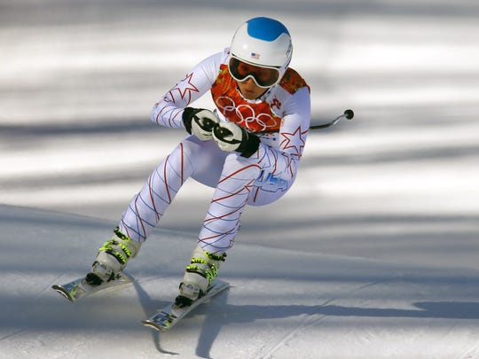 Squaw Valley's Julia Mancuso has four Olympic medals, including a gold in 2006.