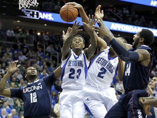 Seton Hall and UConn, together again?