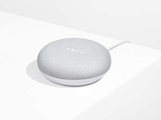 how to play apple music on google home mini