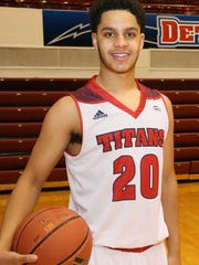 Jacob Joubert will take a medical red-shirt his first year at UDM.