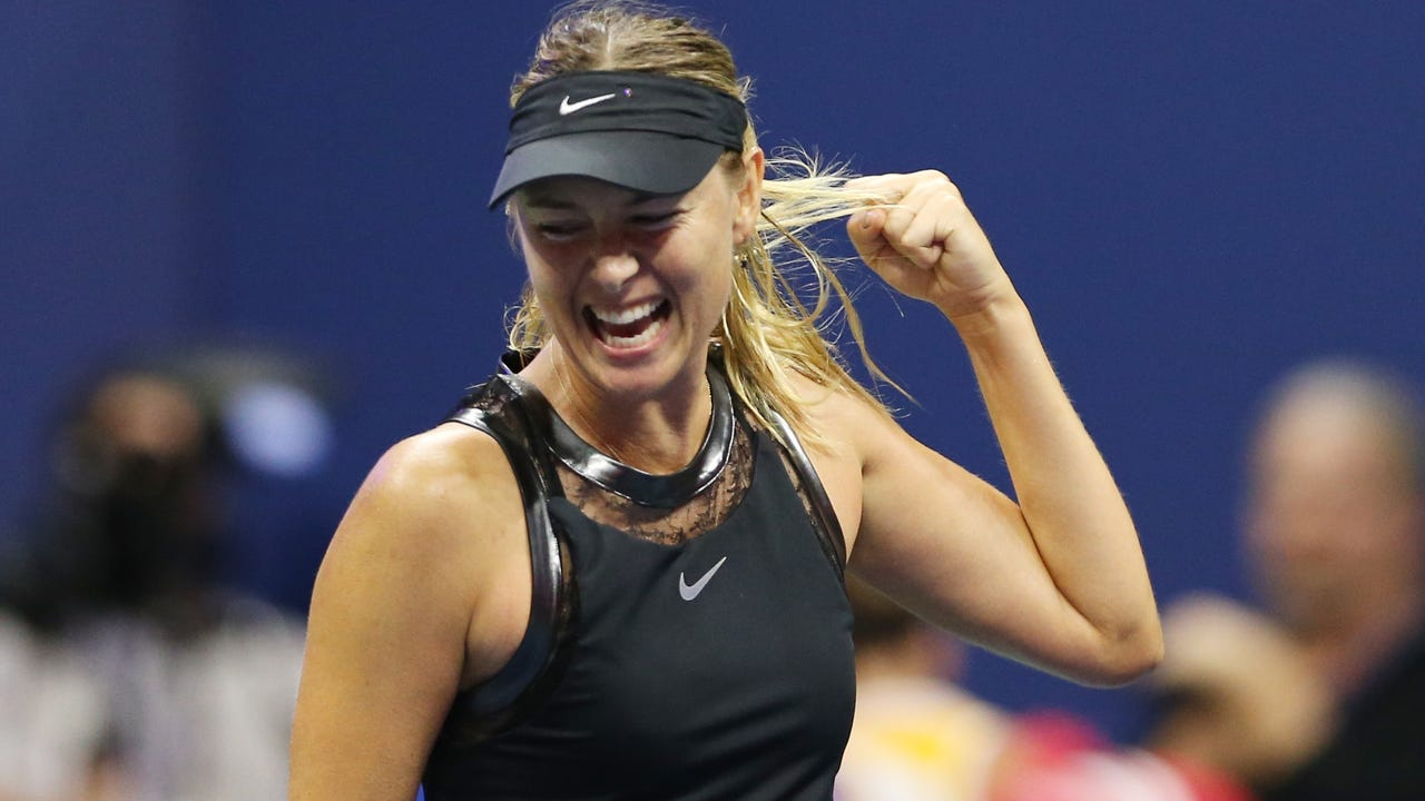 Tennis Channel recaps the opening day at the U.S. Open, which saw Maria Sharapova oust No. 2 seed Simona Halep in her first Grand Slam match since serving a 15-month suspension.