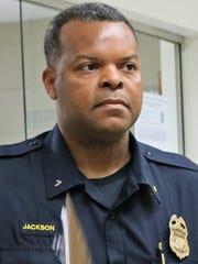 Milwaukee Police Capt. Jutiki Jackson