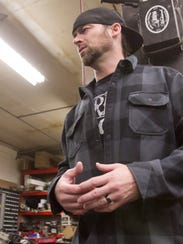 Adam Genei and his 'mob' at Mobsteel hit the air waves