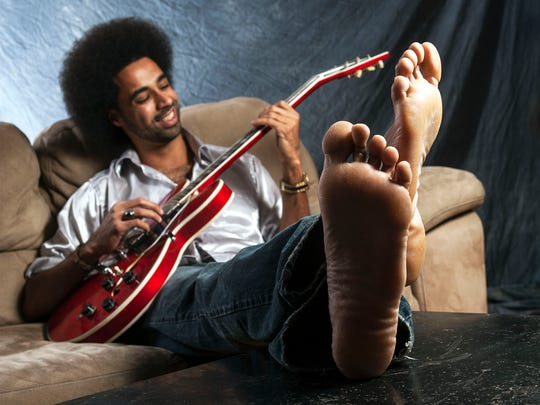 Selwyn Birchwood performs Friday at South Street City Oven and Grill in Naples.