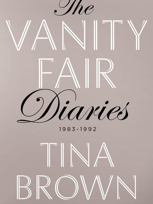 Book review The Vanity Fair Diaries by Tina Brown