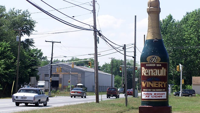 Renault Winery is the only vineyard in New Jersey that can claim to sell champagne.