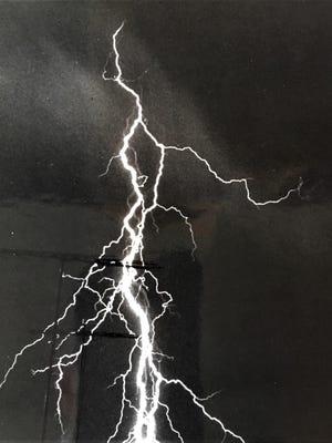Lightning can be dangerous.