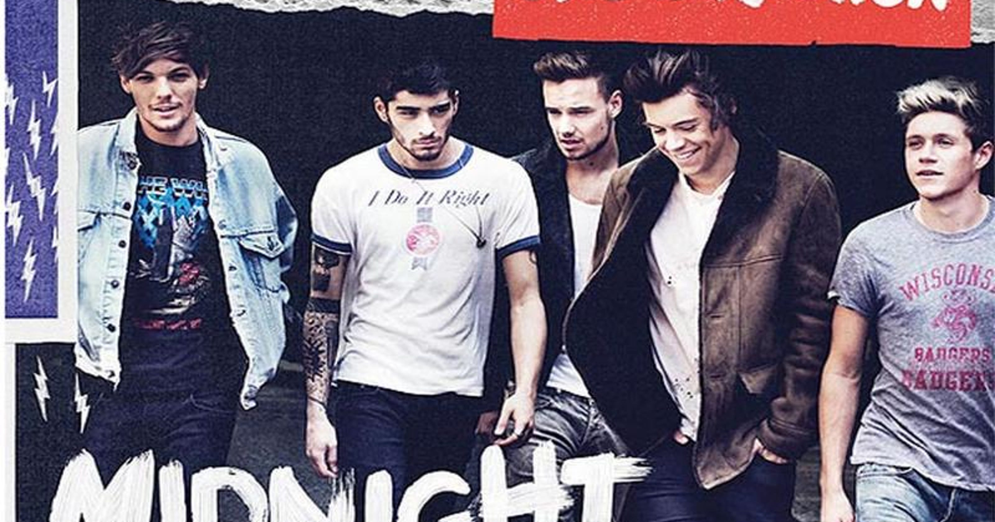 Album review | One Direction, 'Midnight Memories'