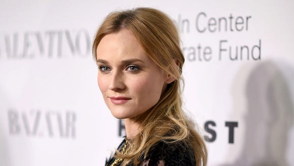 """Actress Diane Kruger latest read, """"Ulysses,"""" is not"""