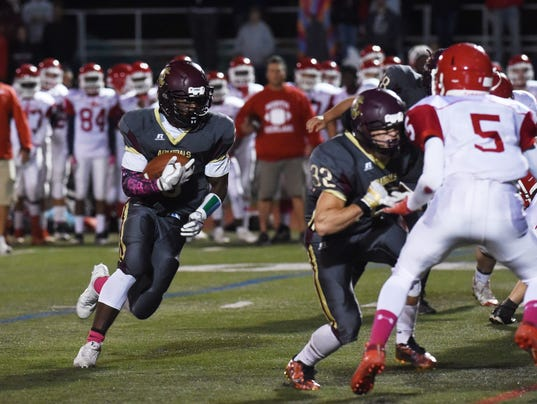 Football: Arlington v. North Rockland