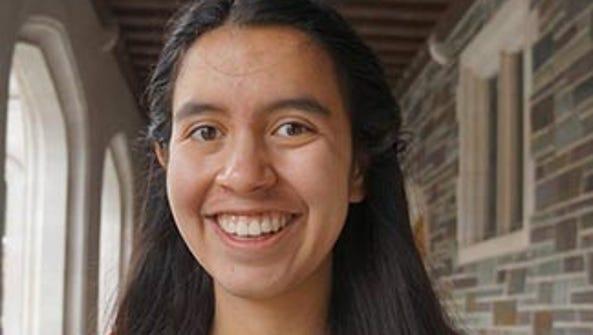 Marisa Salazar, a Las Cruces native who was home schooled