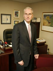 Dr. Scott D. Hayworth, president and chief executive