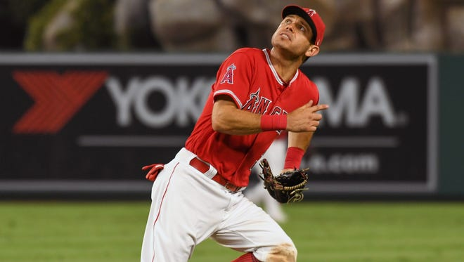 Ian Kinsler is a one-time Gold Glove second baseman.