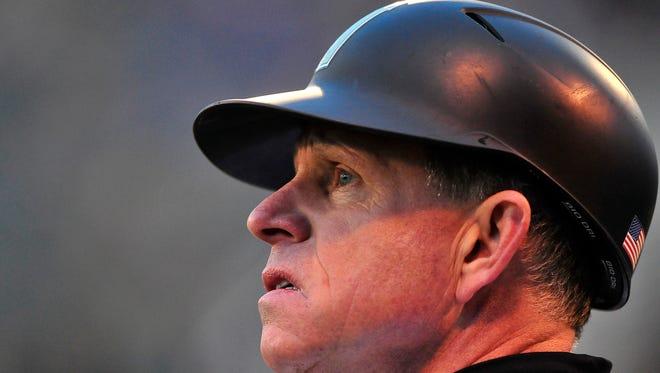 Vanderbilt coach Tim Corbin.