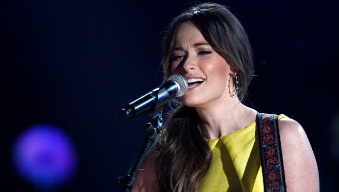 Kacey Musgraves performs at the 47th annual CMA Awards  in Nashville.