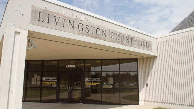 The Livingston County Jail is located on Highlander Way in Howell.