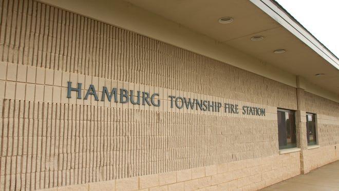 Hamburg Township Fire Station 11.