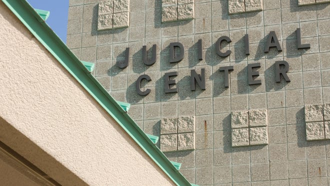 Livingston County Judicial Center is located in Howell, Michigan.
