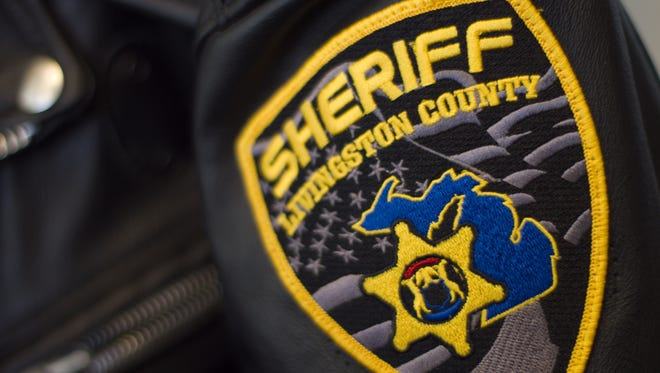 A 52-year-old Tyrone Township man is dead after overturning his motorcycle on White Lake RoadThursday morning.