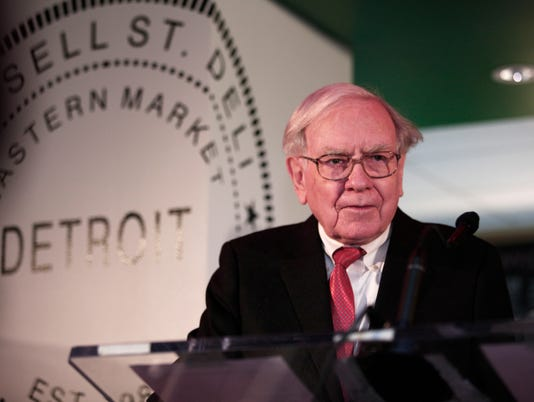 Warren Buffett's secrets uncovered by new study