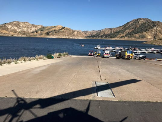 Lake Piru Rescue