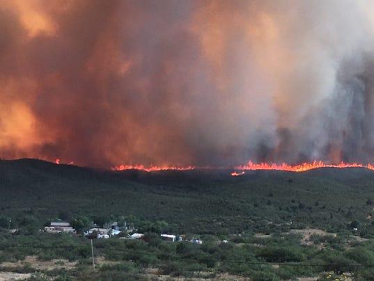 Goodwin Fire