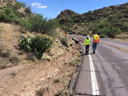 Repairs planned for SR 88