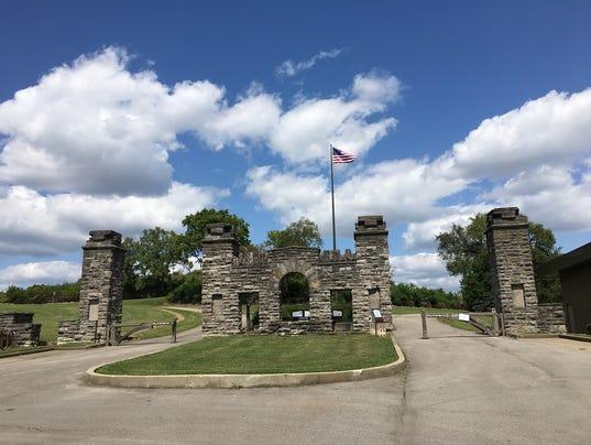 Fort Negley 8