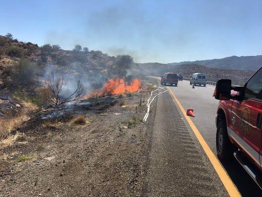 Poison Creek Fire
