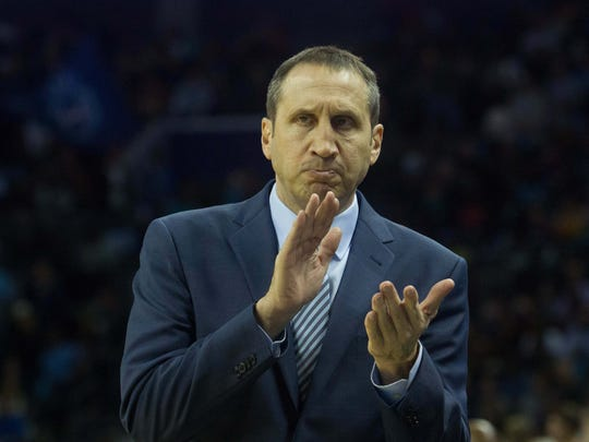 David Blatt says he wants to coach again in the NBA.