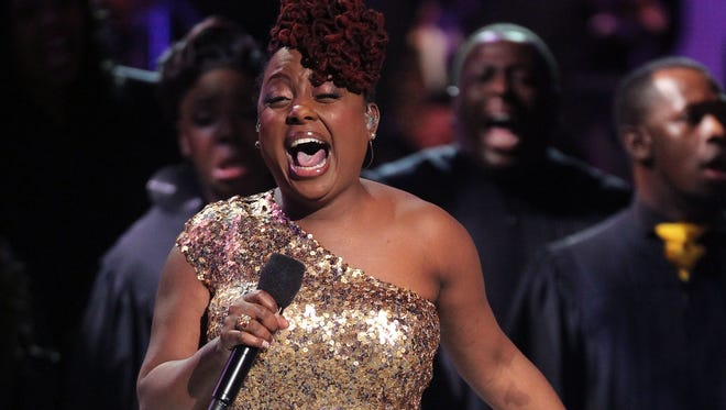 Ledisi will perform at Murat Theatre at Old National Centre on March 14.