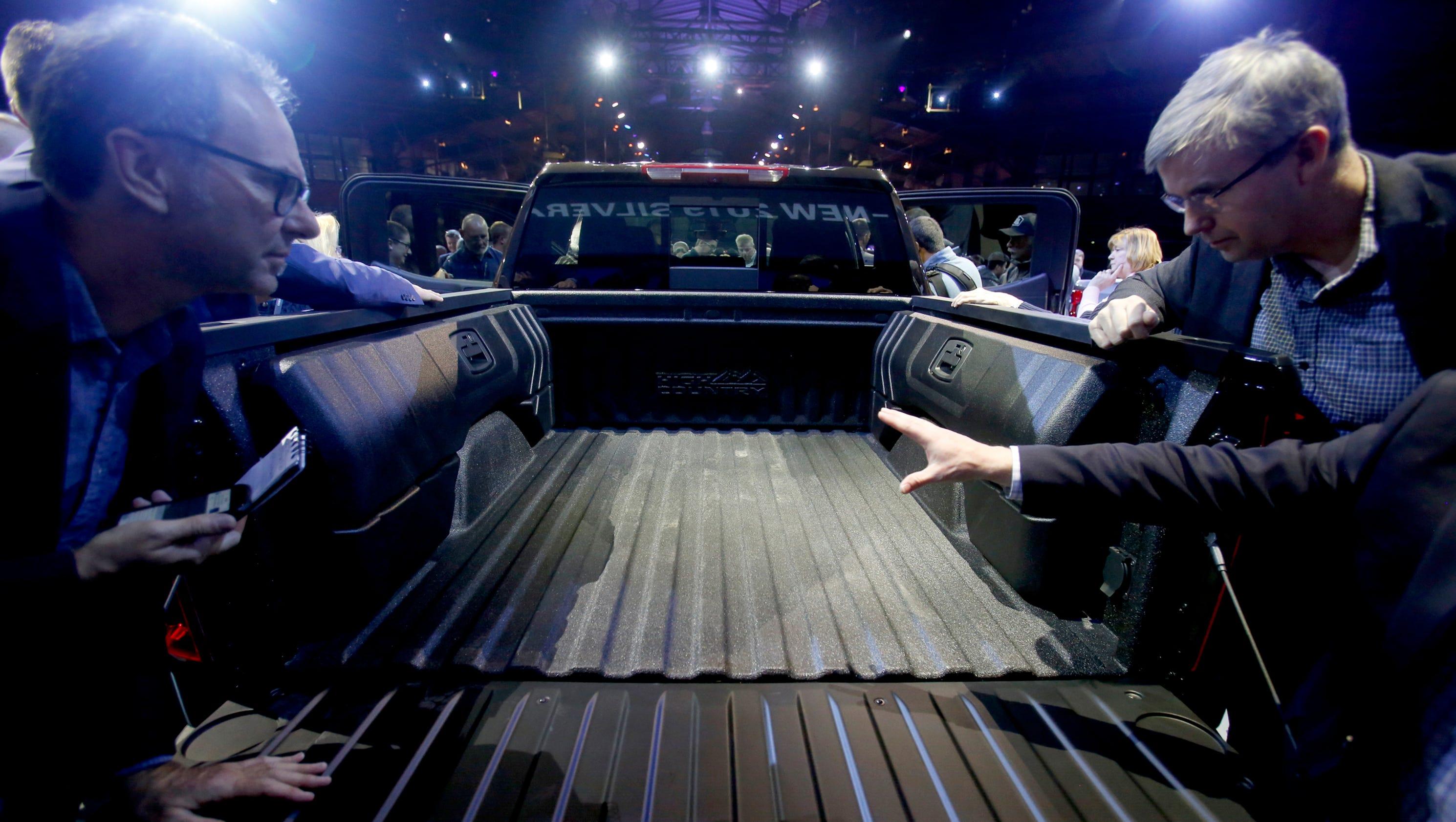 Silverado Truck Bed Lights