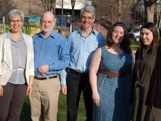 Weeping Planet Vocal Ensemble will perform Friday at