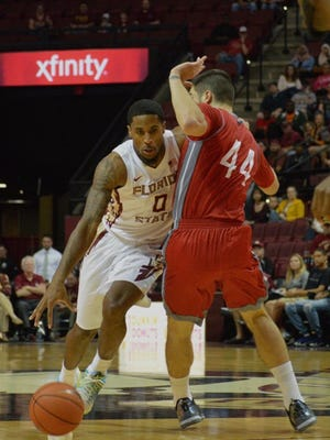 Phil Cofer and Seminoles showed an exciting brand of basketball as FSU defeated Nicholls State 109-62.