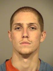 Caden Crowell, 19, of Thousand Oaks, was arrested early Friday morning on suspicion of murder and street terrorism.