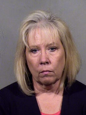 Denise Ann Denney was arrested on suspicion of animal cruelty and abuse nearly a month after investigators removed nine malnourished horses from her property, according to a spokesman for the Maricopa County Sheriff's Office.