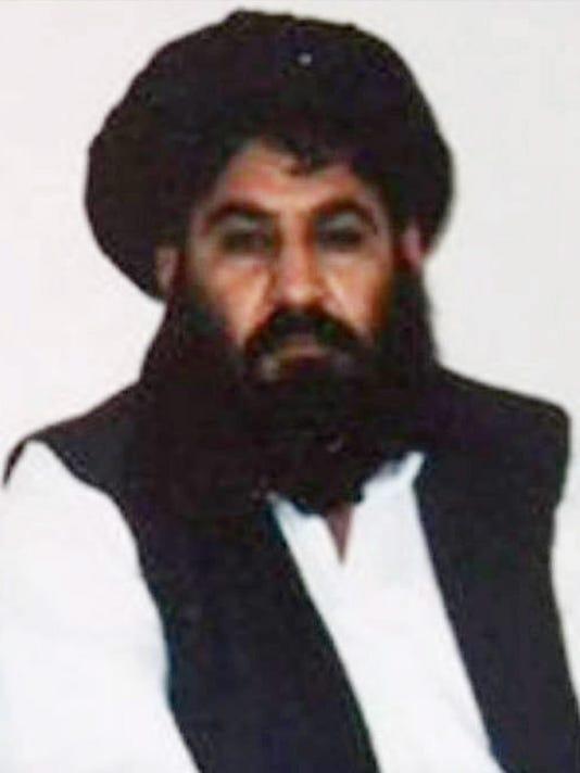 EPA FILE AFGHANISTAN TALIBAN LEADER MANSOOR WAR CONFLICTS (GENERAL) AFG