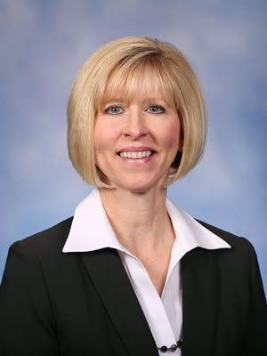 Michigan Representative Julie Plawecki.