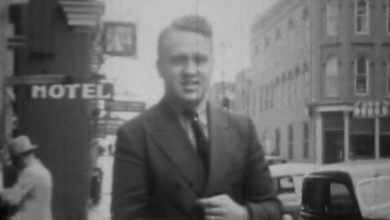Charles Crow's footage of Clarksville in 1937 will be shown at the Nashville Film Festival on May 11.